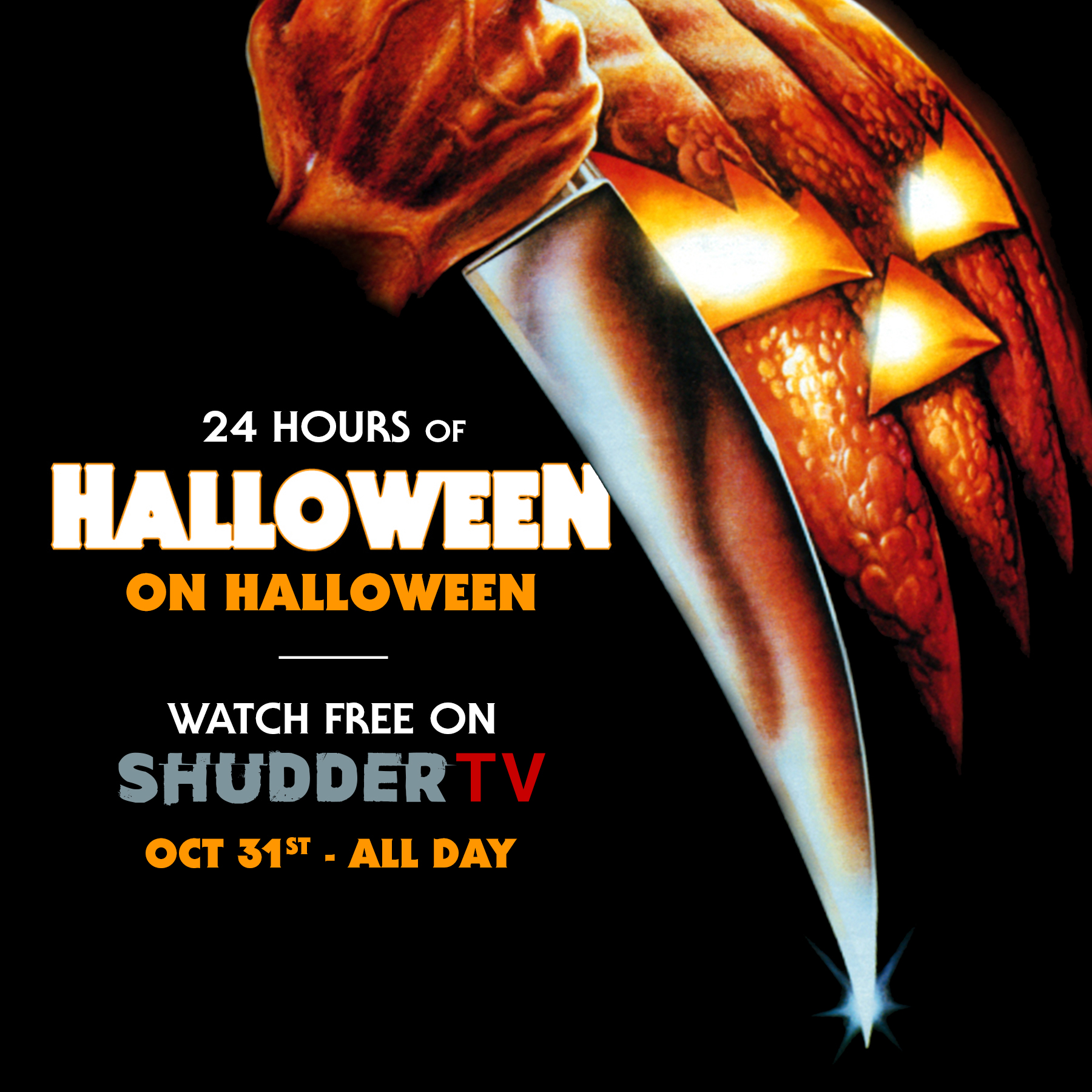 Shudder Halloween