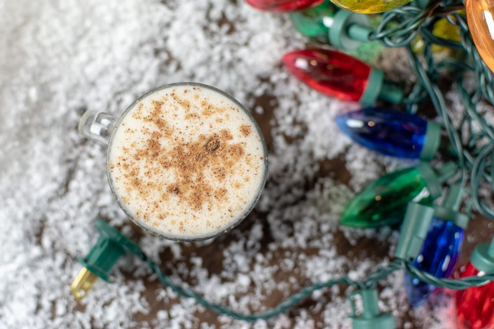 Christmas   Christmas Recipes   Cocktail Recipes   The Geeks have teamed up with Granada Bar and Grill's Food and Beverage Director Noah Momyer to create cocktails inspired by holiday classics. The second cocktail is Cousin Eddie's Egg Nog inspired by National Lampoon's Christmas Vacation! 2geekswhoeat.com