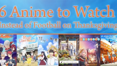 Thanksgiving Anime title