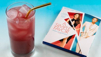 Hangover Cure | Hydrating Drinks | Drink Recipes | Party a little too hard last night? Inspired by A Simple Favor, The Geeks have created A Simple Hangover Cure which is quick and easy. Not to mention, no loud blenders! 2geekswhoeat.com