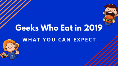 Geeks Who Eat in 2019
