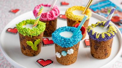 [sponsored] To get ready for the release of Ralph Breaks the Internet The Geeks have created a brand new recipe for Comfy Princess Squad Cookie Cups! Get the recipe now! 2geekswhoeat.com #DisneyRecipes | #RalphBreaksTheInternet #CookieCupRecipes #DisneyPrincessRecipes #DisneyPartyIdeas #Disney #PartyIdeas #DessertRecipes