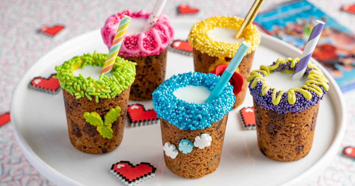 [sponsored] Disney Recipes | Ralph Wrecks the Internet | Cookie Cup Recipes | Disney Princess Recipes | To get ready for the release of Ralph Breaks the Internet The Geeks have created a brand new recipe for Comfy Princess Squad Cookie Cups! Get the recipe now! 2geekswhoeat.com