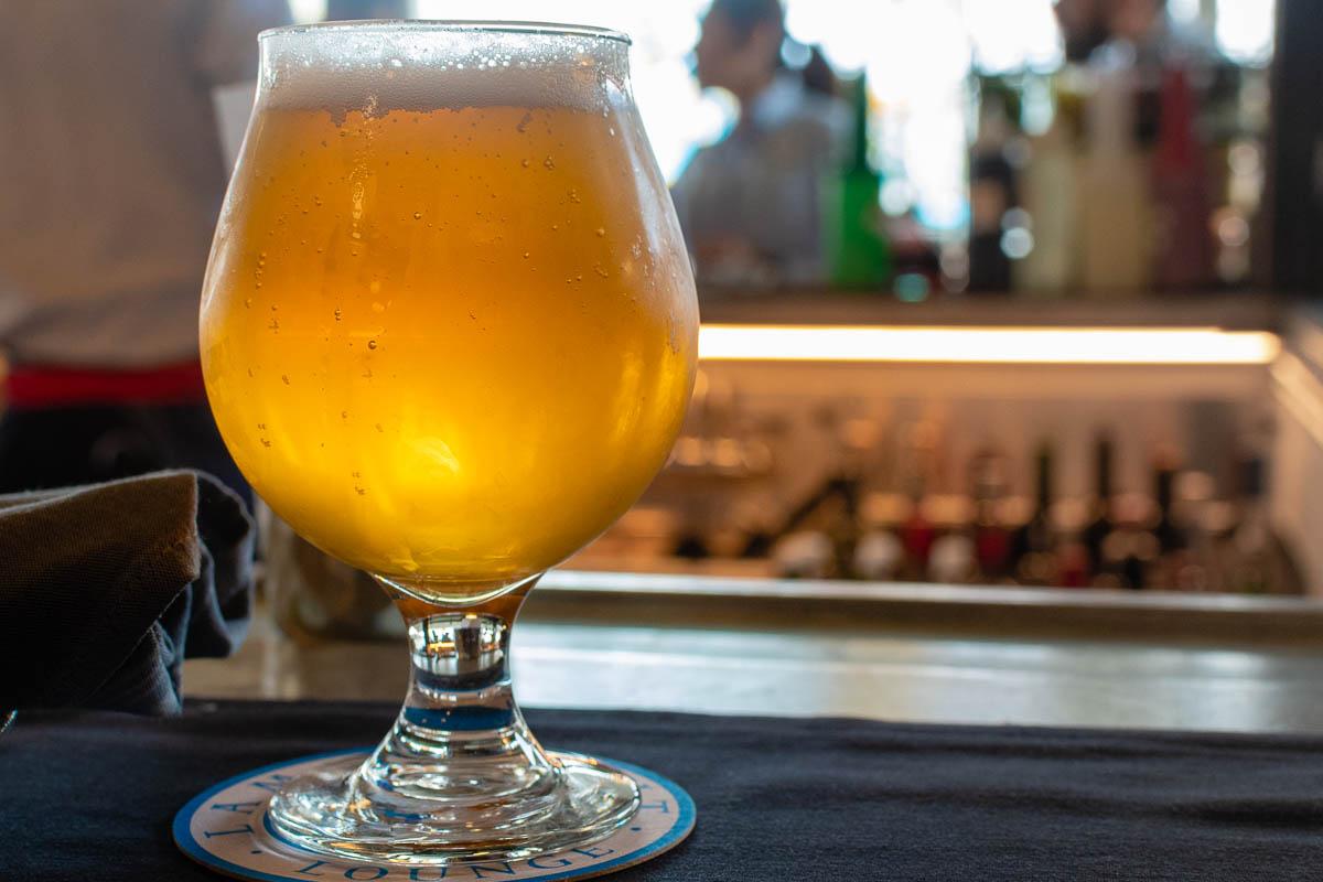 Lamplight Lounge Beer