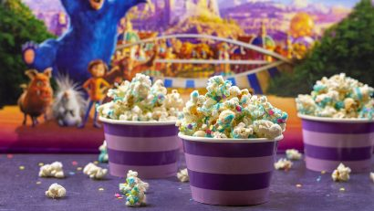 Wonder Park | Popcorn Recipes | Easy Recipes | Movie Night Recipes | The Geeks have created a new recipe inspired by Paramount Pictures' Wonder Park, Wonder Popcorn. This popcorn is bright and fun just like the film that inspired it! 2geekswhoeat.com
