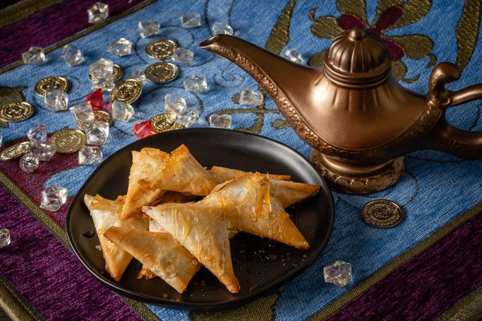 Agrabah Baklava Bites: An Aladdin Inspired Recipe