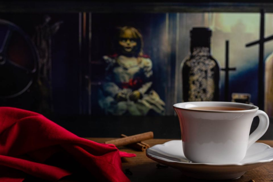Spirit Soothing Cider: An Annabelle Comes Home Inspired Recipe