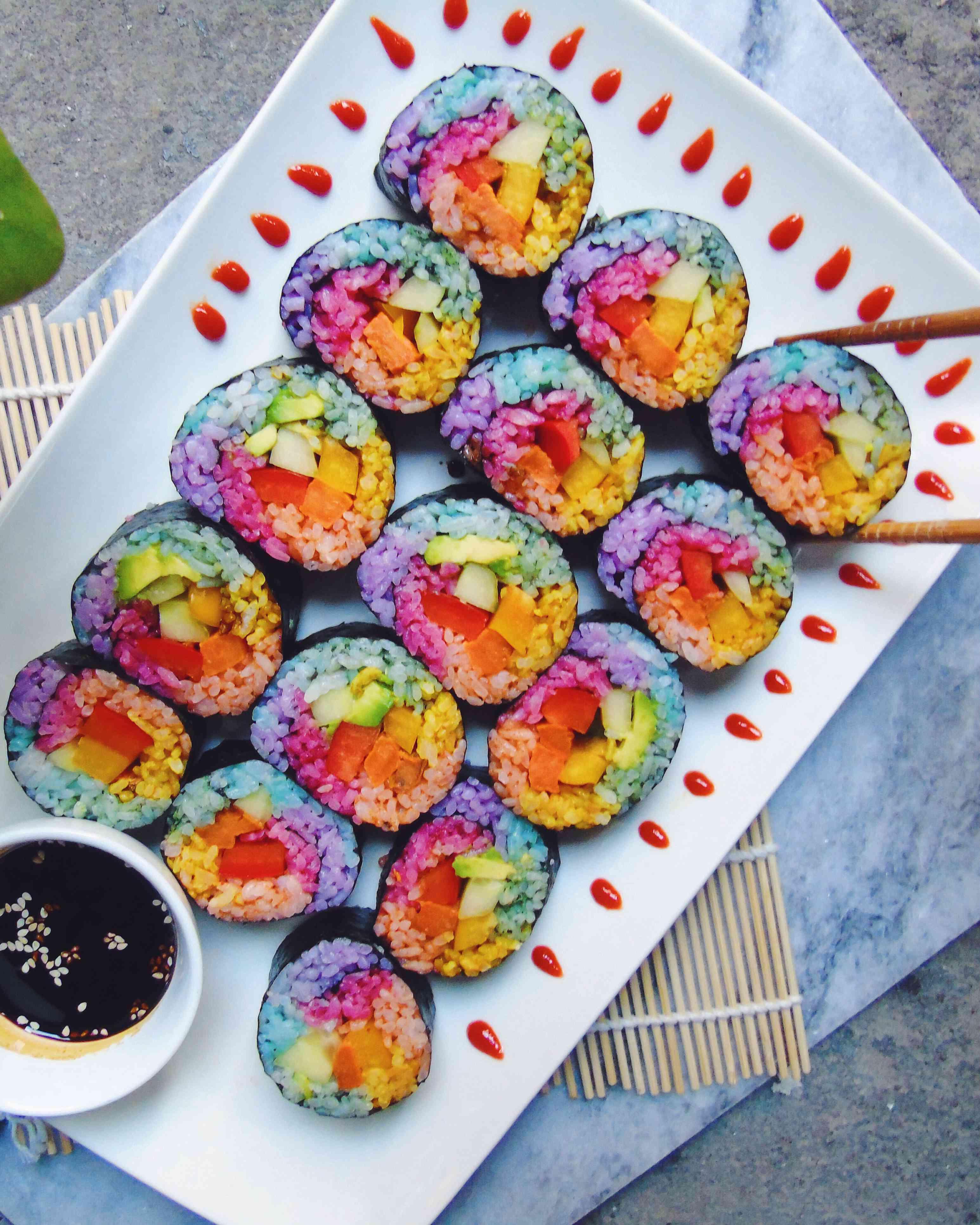 Unicorn Recipes | Unicorn Food | Unicorn Birthday Party | The Geeks have gathered 10 unicorn themed recipes for National Unicorn Day! 2geekswhoeat.com