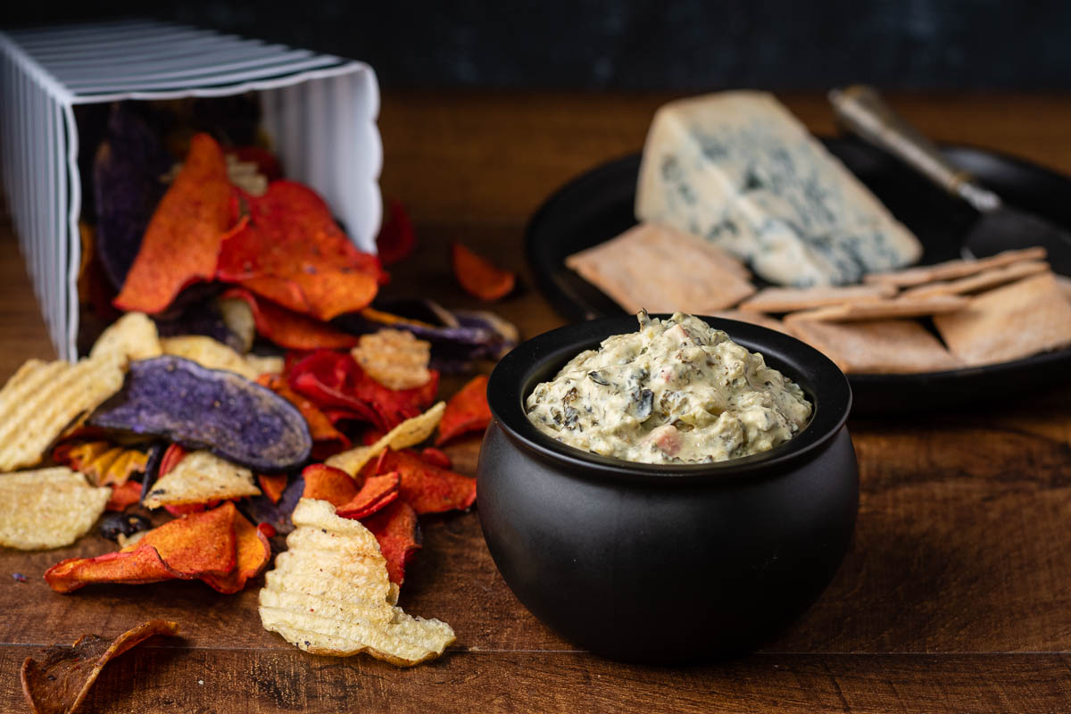 Halloween Party | The Addams Family | Party Ideas | Appetizers | Inspired by The Addams Family, The Geeks have put together a guide for turning pre-made food into spooky appetizers in a snap! 2geekswhoeat.com