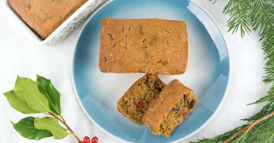 To celebrate the release of Olaf's Frozen Adventure, The Geeks have created a new recipe, their Family Friendly Fruitcake! [sponsored] 2geekswhoeat.com #Fruitcake #Disney #Frozen #DisneyRecipes #HolidayRecipes #Baking #DIYFoodGifts #DIY