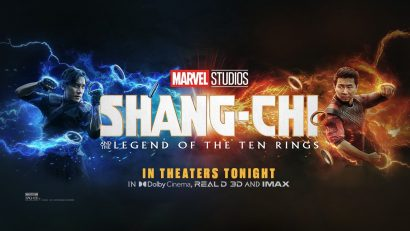 shang chi cover